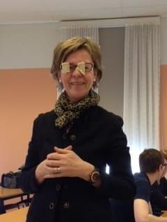 Ortoptisten Karin Ohlsson