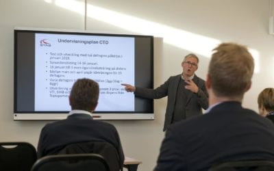 Referensgruppsmöte i Kalmar