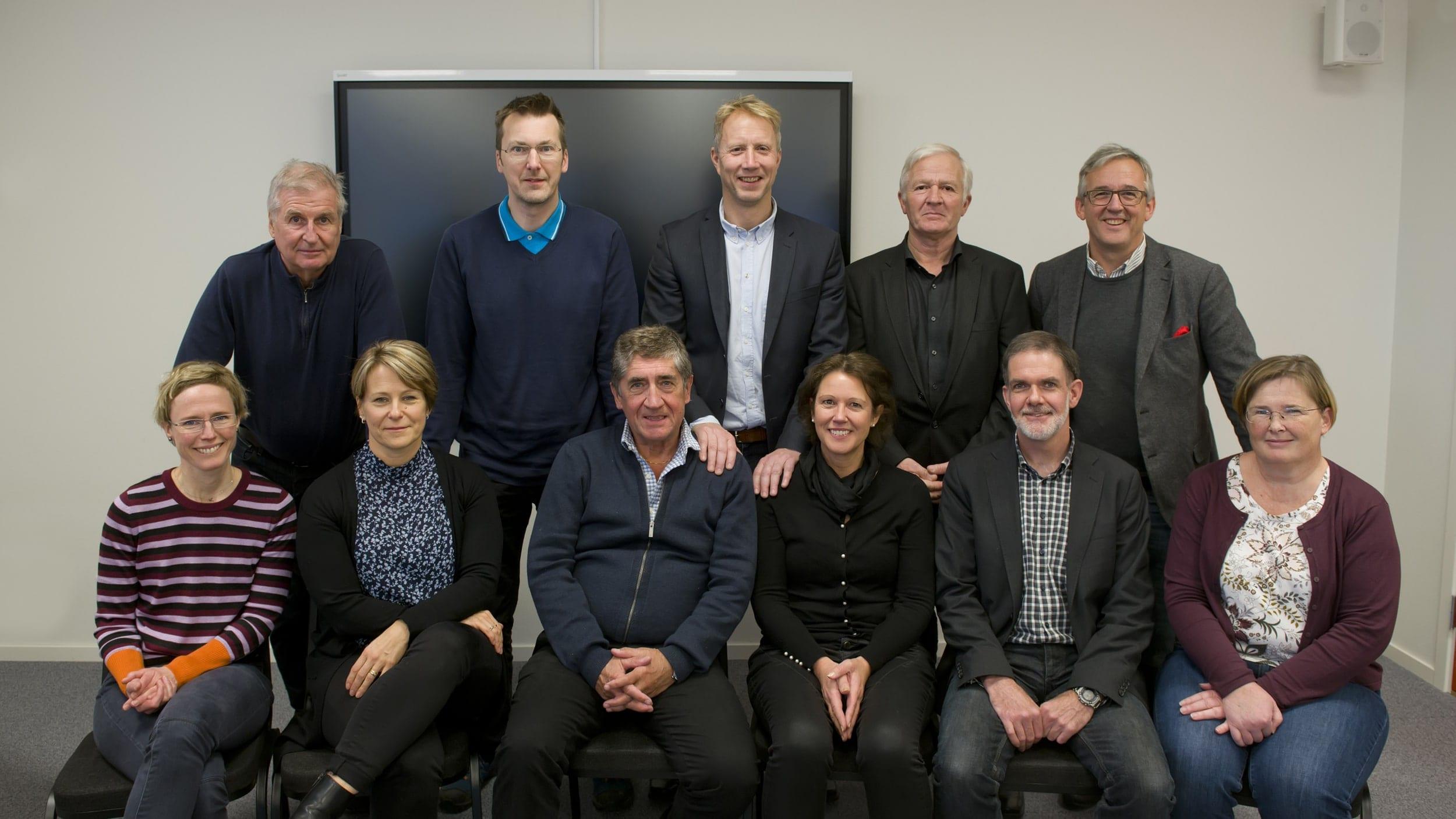 Gruppbild CTD referensgrupp