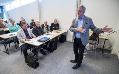 Seminarium 24-25/10 i Kalmar