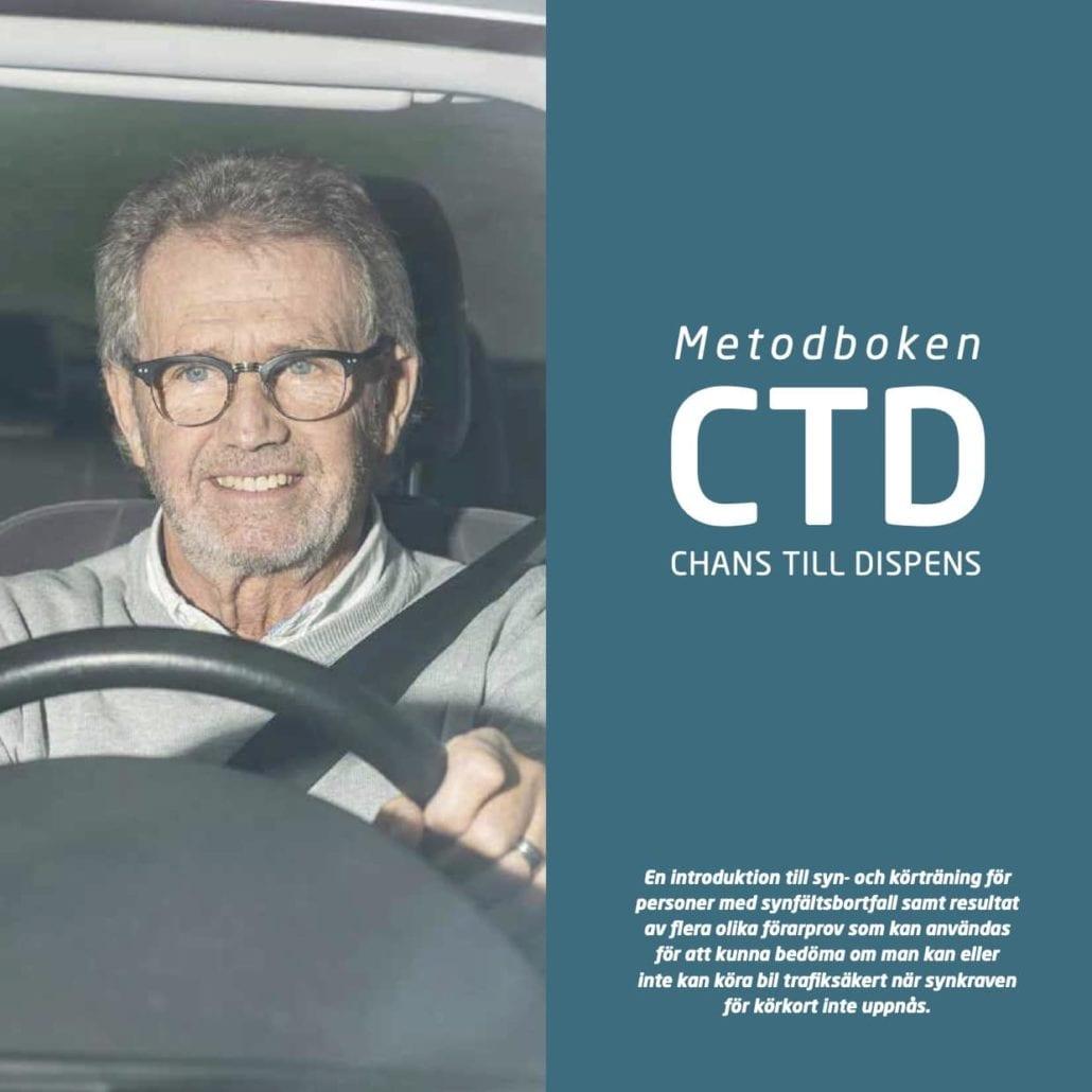 Omslag Metodboken CTD - Chans till Dispens