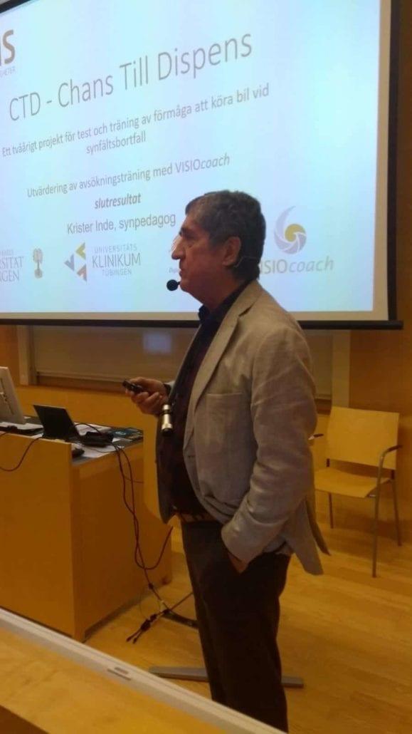 Krister Inde CTD-seminariet den 5 mars i Kalmar