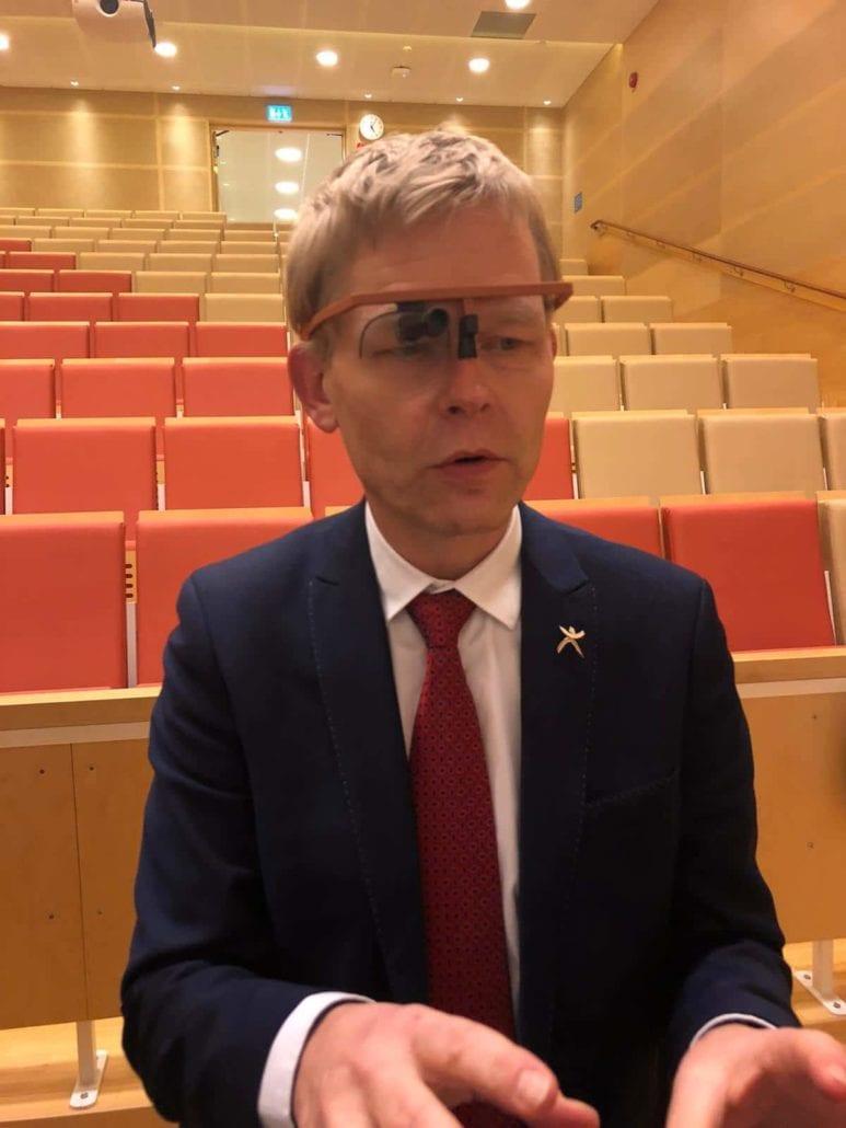 BTS-system vid låg synskärpa - CTD-seminariet den 5 mars i Kalmar